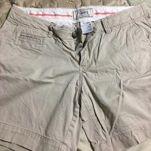 "Old navy 7"" shorts"